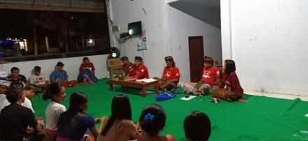 Pembentukan Panitia Penyelenggara Festival Rakyat Yang Ke 5