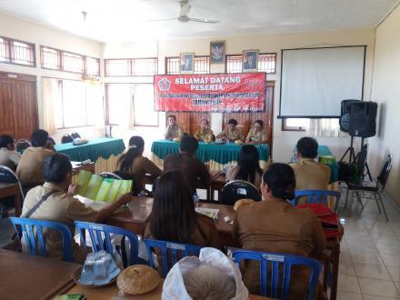 sosialisasi Administrasi Kependudukan dan Pencatatan Sipil