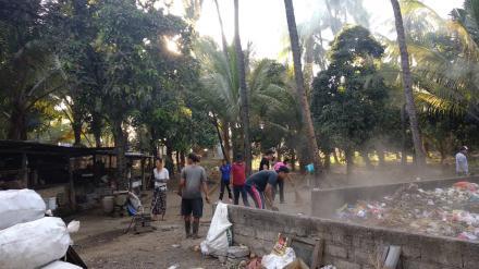 Gerakan Bersih Areal Sungai
