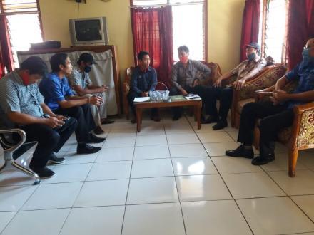 Rapat Kerja Pertanggung Jawaban Pemerintahan Desa Pacung Bersama BPD